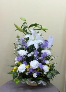 春のお彼岸 ご先祖に感謝 御仏前にお花を