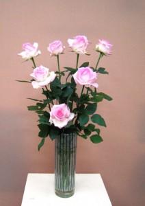 【バラ】フラワーバレンタインにスマートな花贈り「ソルベットアバランチェ」